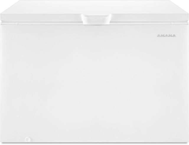Amana® 14.8 Cu. Ft. White Chest Freezer-AZC31T15DW