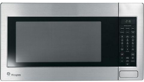 Monogram® Countertop Microwave Oven-Stainless Steel-ZE2160SFSS