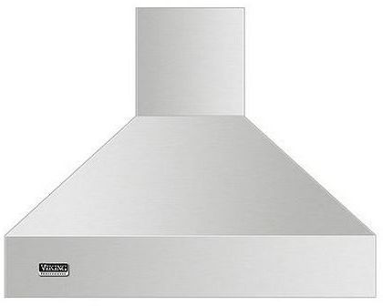 """Viking® Professional Series 60"""" Chimney Wall Hood-Stainless Steel-VCWH56048SS"""