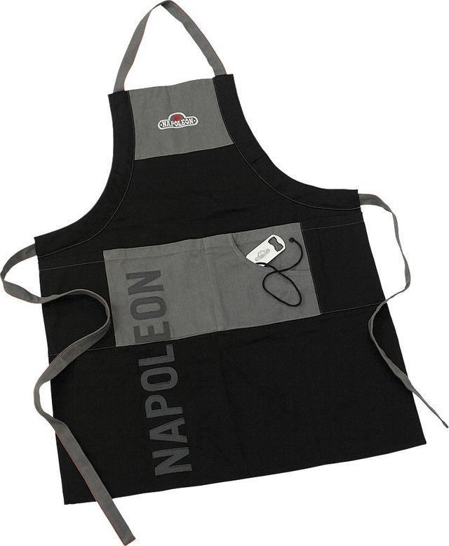 Tablier de barbecue Napoleon® - Noir-62135