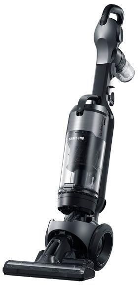 Samsung Motion Sync Bagless Upright Vacuum-Silver-VU12F70SHBC