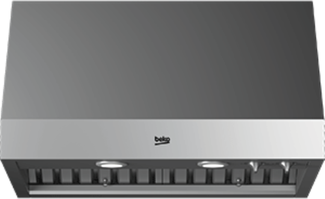 "Beko 30"" Stainless Steel Under Cabinet Professional Range Hood-CHP30100SS"