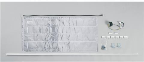 GE® Monogram® Refrigeration Heater Kit-ZUG30
