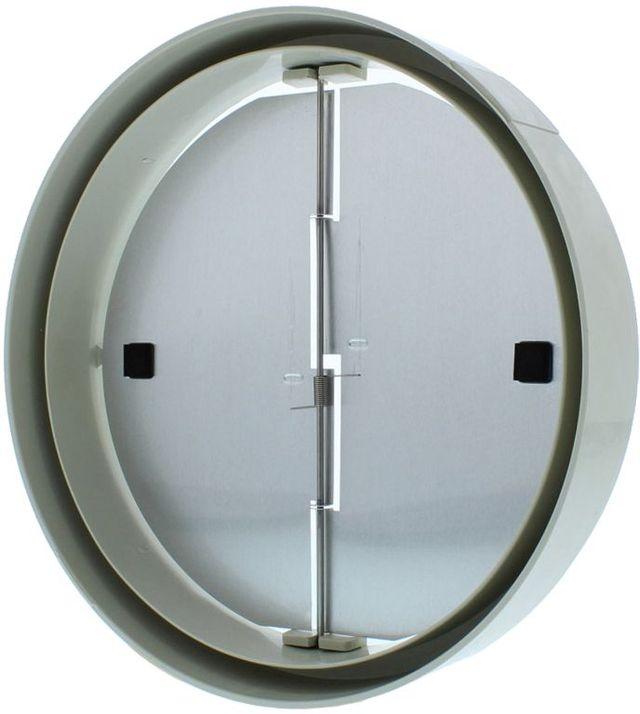 """Zephyr 7"""" Round Damper with Collar-AK00067"""