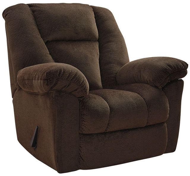 Signature Design by Ashley® Nimmons Chocolate Zero Wall Recliner-3630429