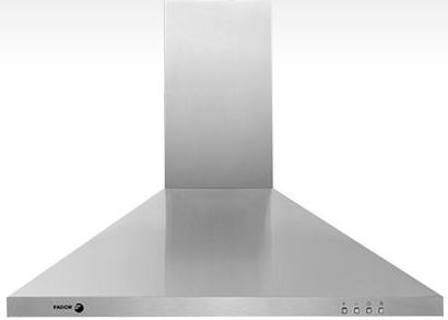 """Fagor Pyramid 30"""" Wall Mounted Vent Hood-Stainless Steel-60CFP-30X"""