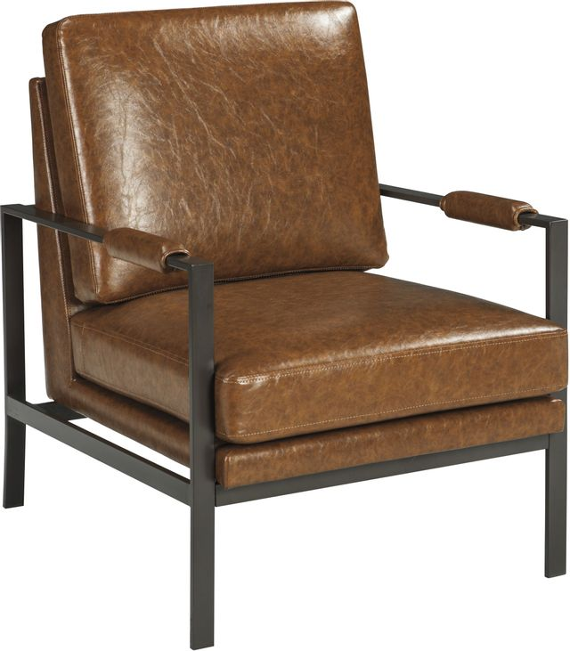 Signature Design by Ashley® Peacemaker Brown Accent Chair-A3000029