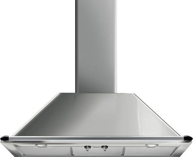 "Smeg 36"" Victoria Ventilation Hood-Stainless Steel-KTU36X"