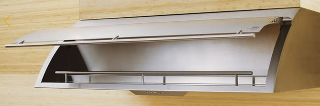 """Zephyr Cheng Collection Cache 36"""" Under Cabinet Hood-Stainless Steel-CCA-E36ASX"""