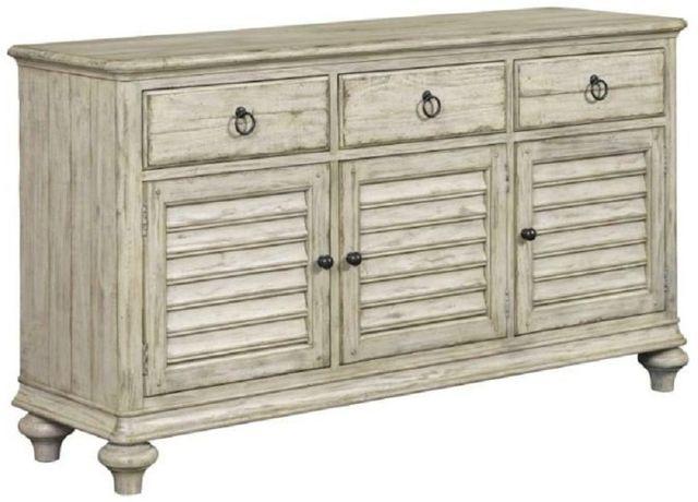 Kincaid Furniture Weatherford Cornsilk Hastings Buffet-75-075