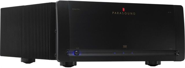 Parasound Halo Three-Channel Power Amplifier-Black-A 31