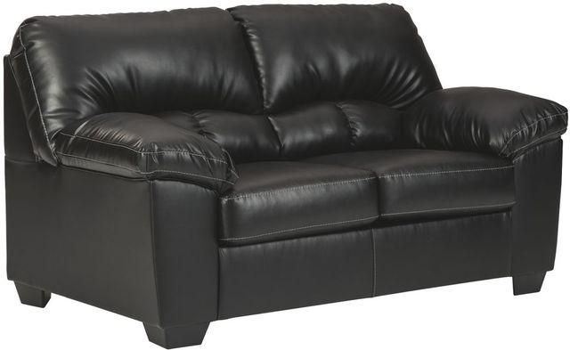 Benchcraft® Brazoria Black Loveseat-2470235