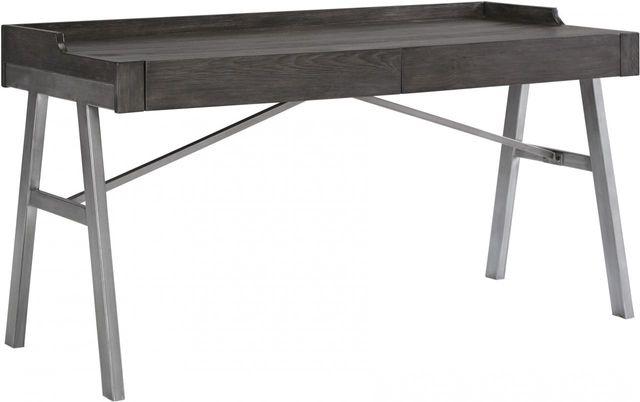 Signature Design by Ashley® Raventown Grayish Brown Home Office Desk-H467-44