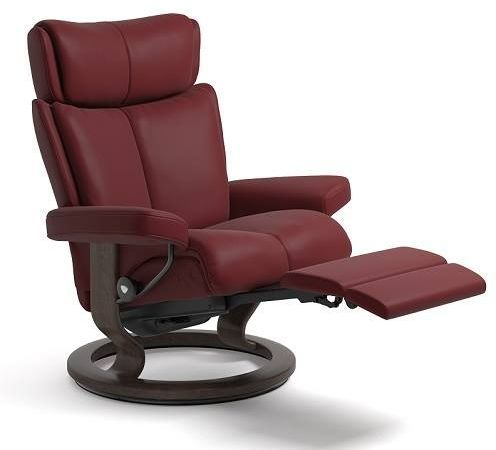Stressless® by Ekornes® Magic Large Leg Comfort Recliner-1144715