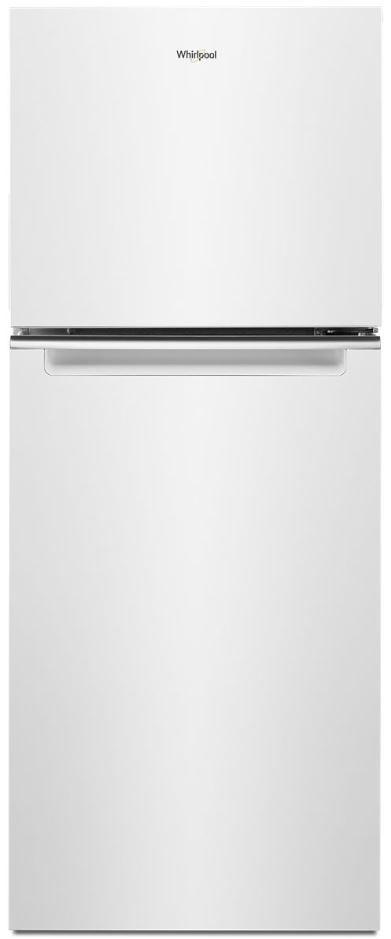 Whirlpool® 11.6 Cu. Ft. White Counter Depth Top Freezer Refrigerator-WRT112CZJW