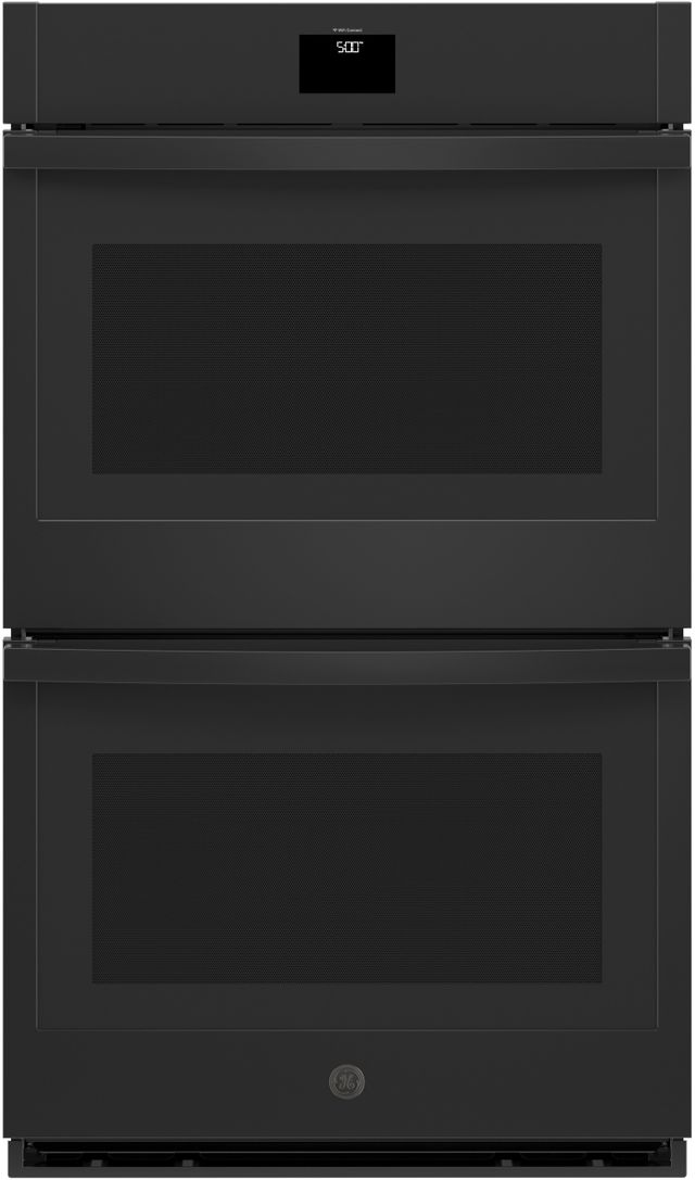 """GE® 30"""" Black Electric Double Oven Built In-JTD5000DNBB"""