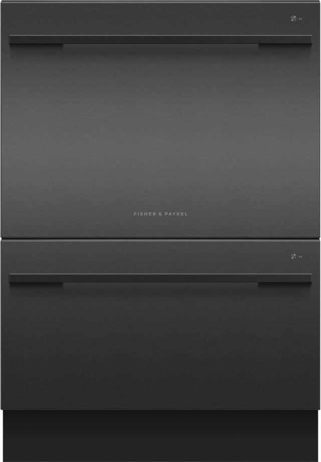 Lave-vaisselle tiroir Fisher Paykel® de 24 po - Blanc-DD24DDFTB9 N