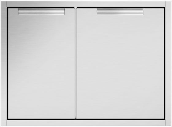"""DCS 30"""" Brushed Stainless Steel Bulit In Access Drawers-ADR2-30"""