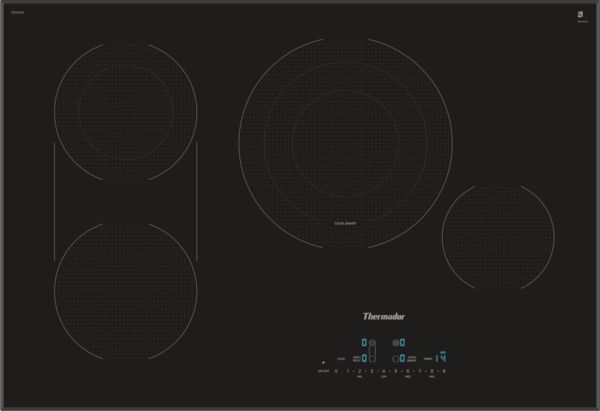 """Thermador® Masterpiece® Series 30"""" Electric Cooktop-Frameless-CET305TB"""