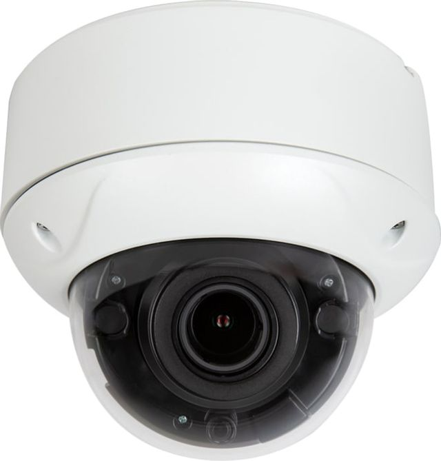 SnapAV Luma Surveillance™ 510 Series White Dome Analog Camera-LUM-510-DOM-A-WH