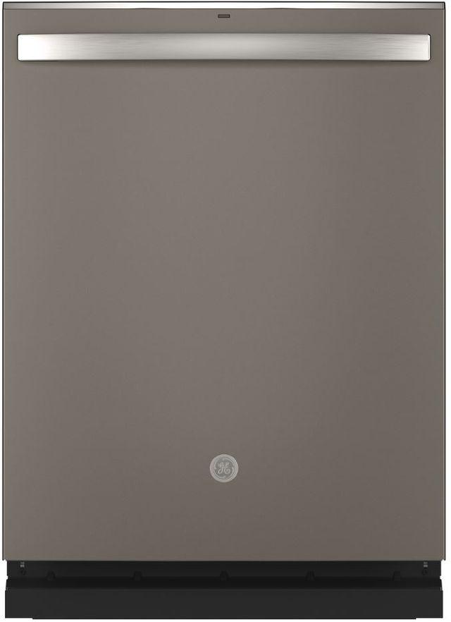 """GE® 24"""" Slate Built In Dishwasher-GDT645SMNES"""