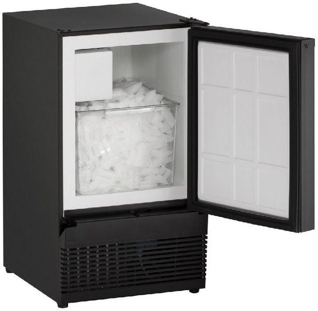 "U-Line ADA Series 15"" Ice Maker-Black-BI98B-00A"