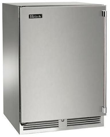 Perlick® Signature Series 5.0 Cu. Ft. Dual-Zone Refrigerator/Wine Reserve-Panel Ready-HP24CS-3-2L