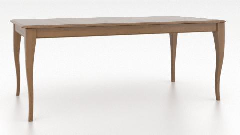Table à manger rectangulaire Gourmet Canadel®-TRE03876-VC