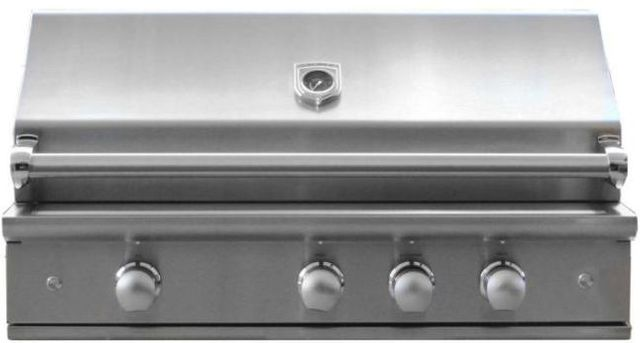 """Caliber Crossflame Pro 42"""" Grill-Stainless Steel-CGP42-2G-1SR-L"""