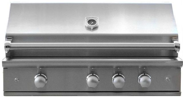 """Caliber Crossflame Pro 42"""" Grill-Stainless Steel-CGP42-2G-1SR-N"""