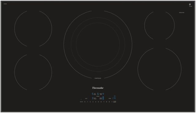 """Thermador® Masterpiece® Series 36"""" Induction Cooktop-Frameless-CIT365TB"""