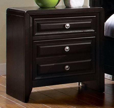 Furniture of America® Winsor Espresso Nightstand-CM7058N