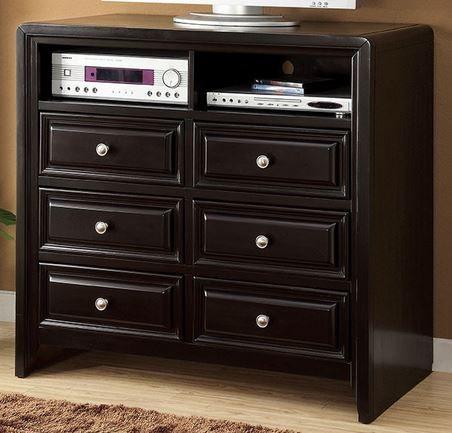 Furniture of America® Winsor Espresso Media Chest-CM7058TV-42