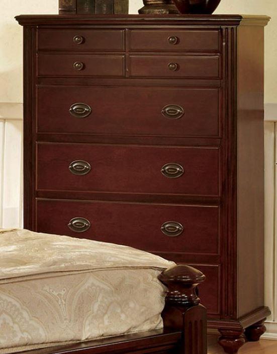 Furniture of America Gabrielle II Chest-CM7083C