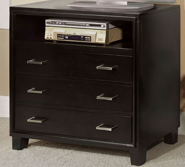 Furniture of America® Enrico I Espresso Media Chest-CM7088TV