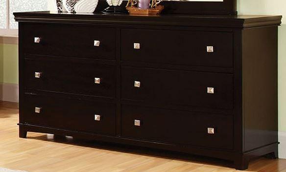 Furniture of America® Spruce Espresso Dresser-CM7113EX-D