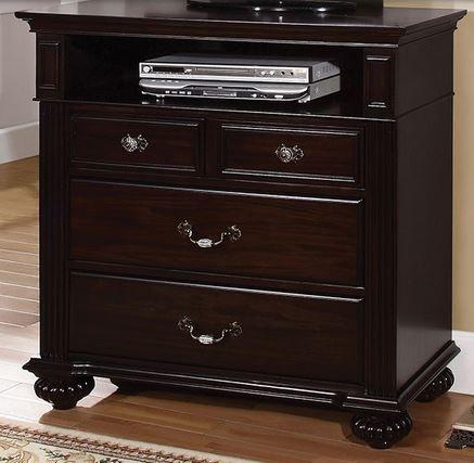 Furniture of America Syracuse Media Chest-CM7129TV