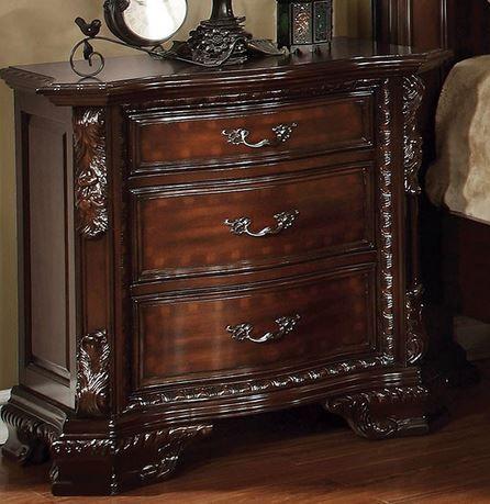 Furniture of America Monte Vista Nightstand-CM7267N