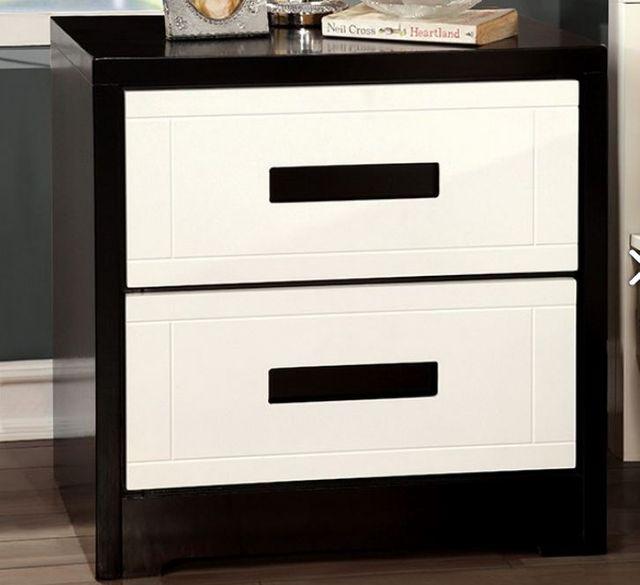 Furniture of America Rutger Nightstand-CM7292N