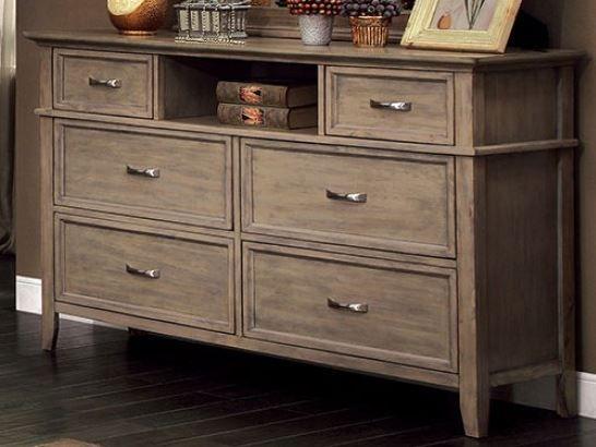 Furniture of America Loxley Dresser-CM7351D