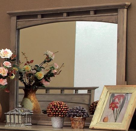 Furniture of America Loxley Mirror-CM7351M