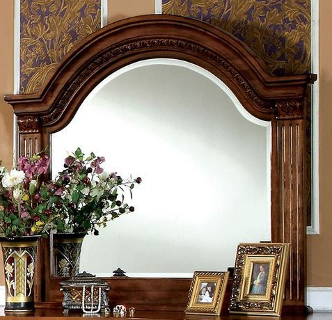 Furniture of America Bellagrand Mirror-CM7738M