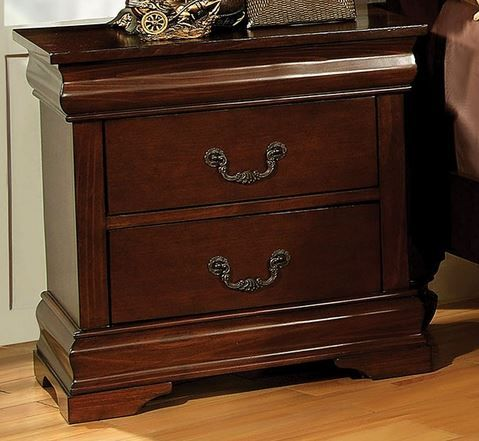 Furniture of America Velda II Nightstand-CM7952N