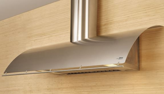"""Zephyr Cheng Collection Okeanito 36"""" Wall Hood-Stainless Steel-COK-E36BSX"""