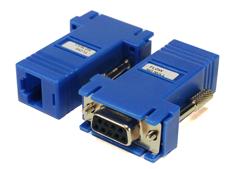 Savant® RJ45 Serial Adapters Flow No Null 10-Pack-CON-10FNN-00