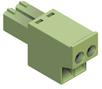 Savant® 2-Pin Screw-Down Connector 25-Pack-CON-SDC2-00