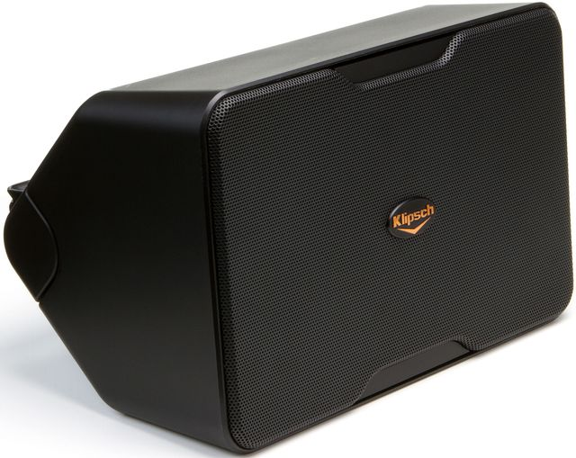 Klipsch® CP Series CP-6 Black Outdoor Speakers-1016297