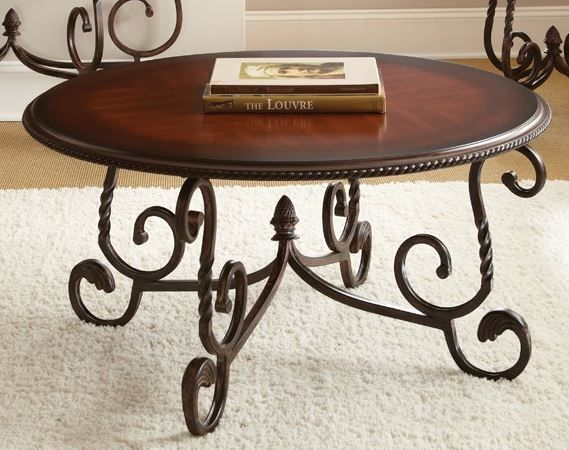 Steve Silver Co. Crowley Cocktail Table-CR150C