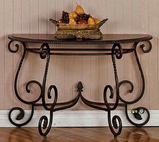 Steve Silver Co. Crowley Sofa Table-CR150S