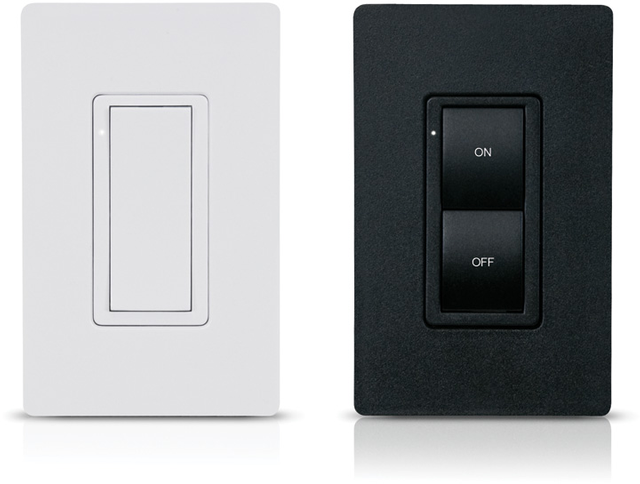 Crestron Cameo® In-Wall Remote Dimmer, 230V-Almond Smooth-CLW-SLVU-230-P-A-S